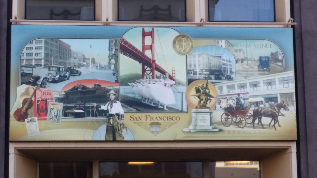 Iconic San Francisco images