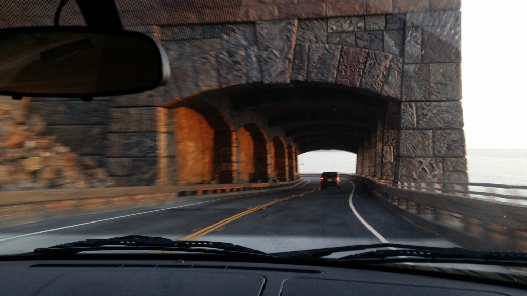 Tunnel of SR1